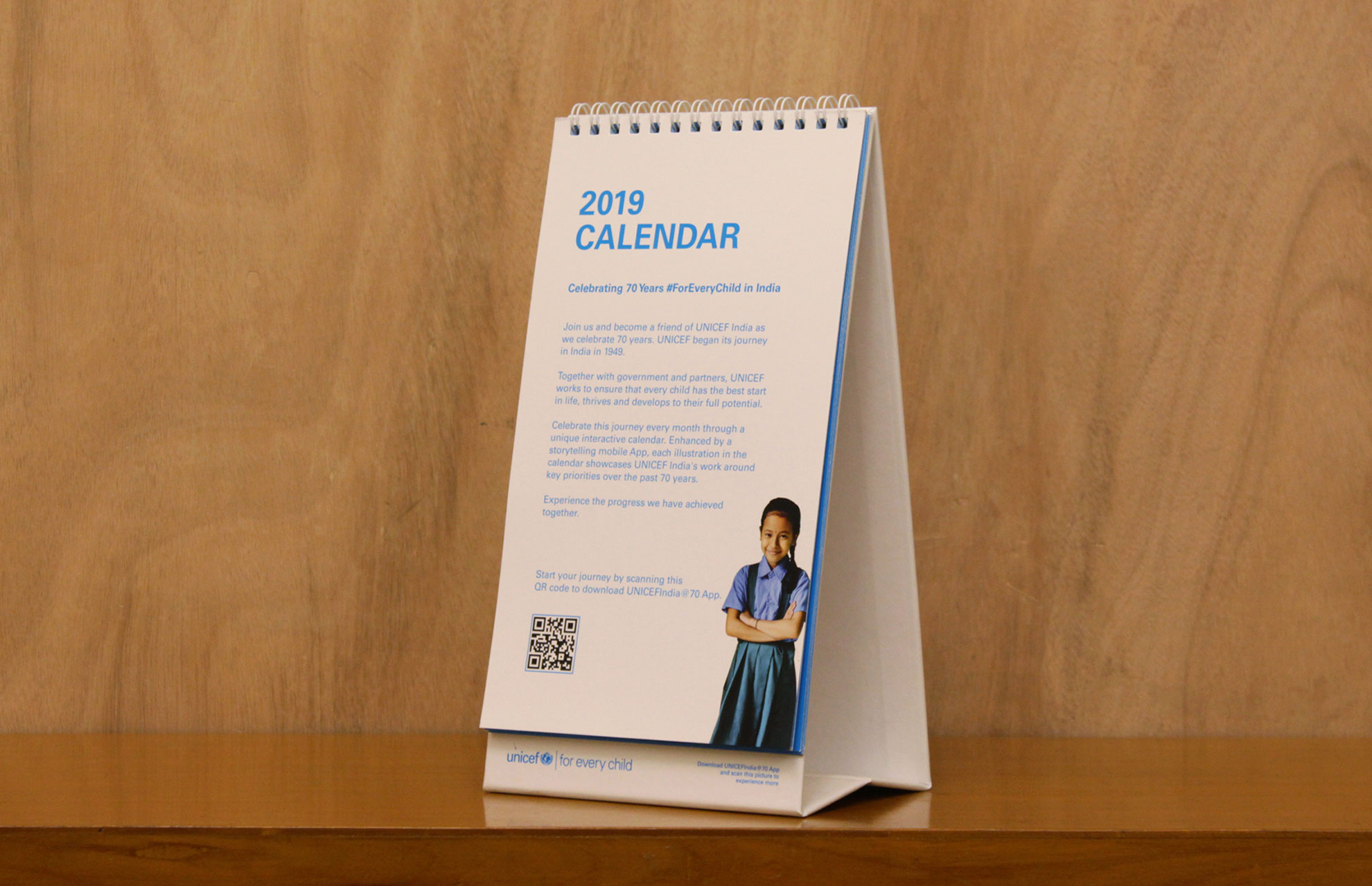 UNICEF Calendar